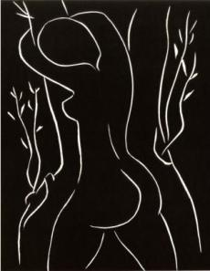 Pasiphae Embracing an Olive Tree Henri Matisse