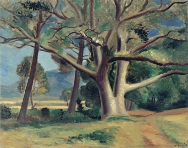 The Great Tree Andre Derain