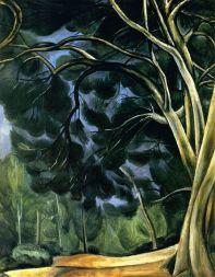 Tree Trunks Andre Derain