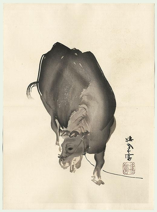 takeuchi-seiho-ox